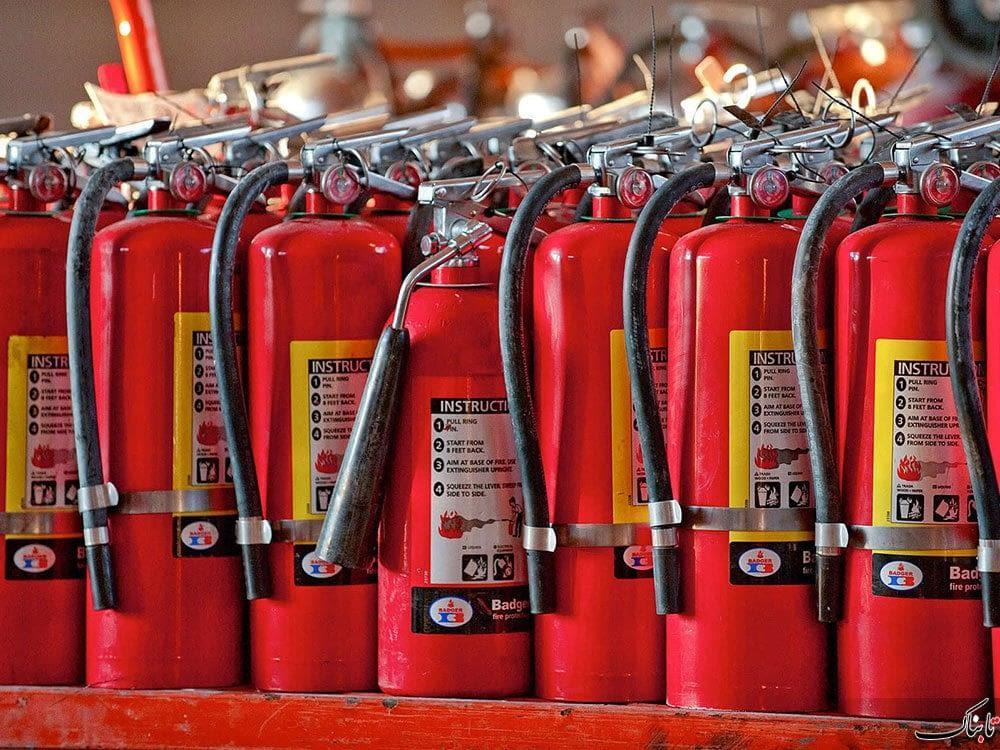 پنج واقعیتی که باید درباره کپسول های آتش نشانی بدانیم