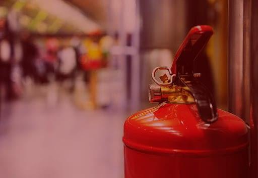 انجماد کپسول آتش نشانی