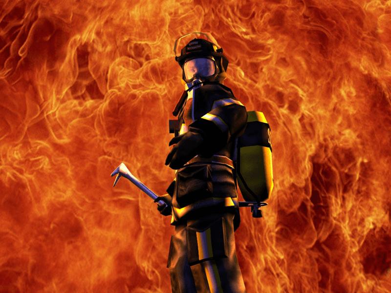تبدیل شدن به یک آتش نشان