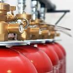طرز استفاده از کپسول آتش نشانی